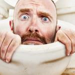 Toilet phobia